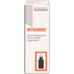 MYKORED gegen Fuß- und Nagelpilz 50 ml