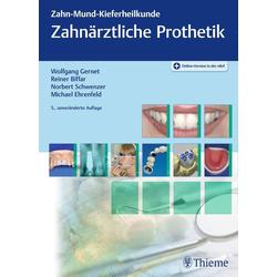 Zahnärztliche Prothetik als Buch von