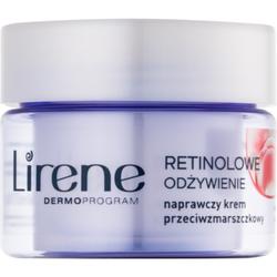 Lirene Rejuvenating Care Nutrition 70+ Anti-Faltencreme für Gesicht und Hals 50 ml