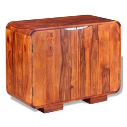 vidaXL Anrichte vidaXL Sideboard Massivholz 75 x 35 x 60 cm