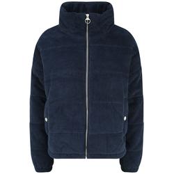 Oxmo Damen Steppjacke 'Videtta' blau, Größe XL, 5131847