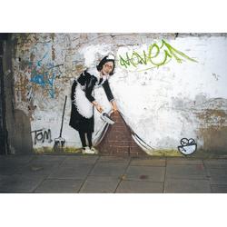 Piatnik Puzzle Banksy - Zimmermädchen, 1000 Puzzleteile