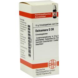 Dulcamara D 30 Globuli