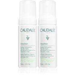 Caudalie Vinoclean Reinigungsschaum für das Gesicht 2x150 ml