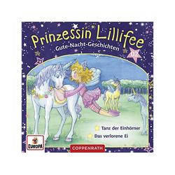 Prinzessin Lillifee - 002/Gute-Nacht-Geschichten mit (CD)