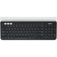 Logitech K780 DE schwarz/weiß