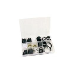 HAAS Dichtungs-Sortiment für Kunsstoff-/Metallsifons - Nr. 7307 - 125 teilig