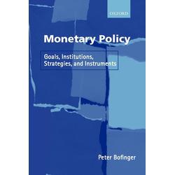 Monetary Policy als Buch von Peter Bofinger