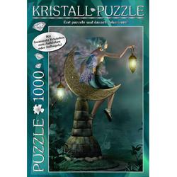 M.I.C. Swarovski Kristall Puzzle Motiv: Dream Fairy. 1000 Teile Puzzle