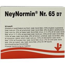 NeyNormin Nr. 65 D7