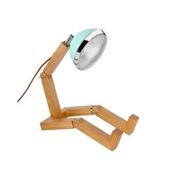 Piffany Copenhagen ApS Schreibtischlampe PIFFANY Tisch-Leuchte Mr. Wattson 12V in Tiffany