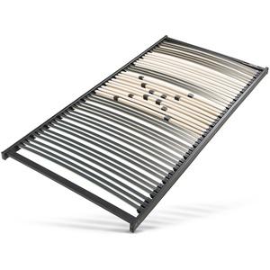 Lattenrost, Mariam NV, my home, 42 Leisten, Kopfteil nicht verstellbar, Fußteil nicht verstellbar, extra flach 90 cm x 200 cm x 5 cm