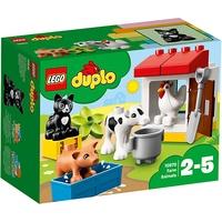 Lego Duplo Tiere auf dem Bauernhof (10870)