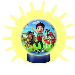 Ravensburger 3D Puzzleball - Nachtlicht Paw Patrol