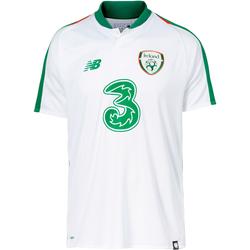 NEW BALANCE Irland 2018 Auswärts Trikot Herren in white, Größe L white L
