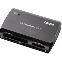 Hama 35in1 Card Reader USB 2.0