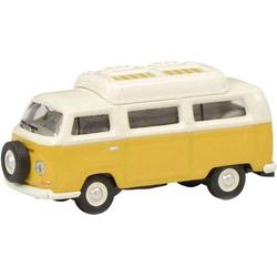 Schuco 452644400 H0 Volkswagen T2a Camping Bus mit geschlossenem Dach