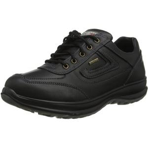 Grisport Herren Airwalker Shoe Trekking-& Wanderhalbschuhe, Schwarz (Black 0), 43 EU