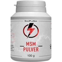 MSM PULVER Pur 99,9% Methylsulfonylmethan 100 g
