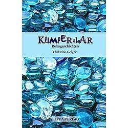 Klimperklar. Christine Geiger  - Buch