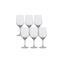 LEONARDO Rotweinglas Rotwein-Glas XL, 6er-Set Ciao+, Glas