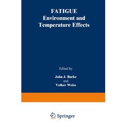 Fatigue als Buch von John J. Burke