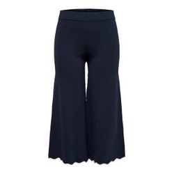 ONLY Weite Hose Damen Blau Female M