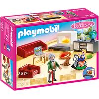 Playmobil Dollhouse Gemütliches Wohnzimmer (70207)