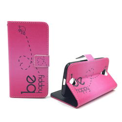 Handyhülle Tasche für Handy Acer Liquid Z630 Be Happy Pink