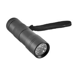 GEORGES LED Taschenlampe LED UV Taschenlampe 12 LED´s - OHNE Batterien