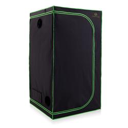 Strattore Growzelt / Growbox - in Schwarz Grün, Modell: 40x40x160 cm