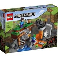 Lego Minecraft Die verlassene Mine 21166