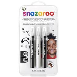 snazaroo™ Monochrom Kinderschmink-Set schwarz/weiß