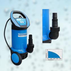 Güde Schmutzwassertauchpumpe / Schmutzwasserpumpe GS 4001