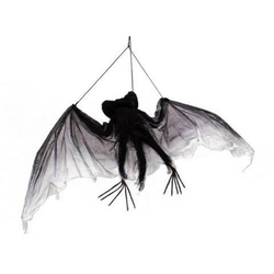 Europalms 83314120 Halloween-Figur Fledermaus