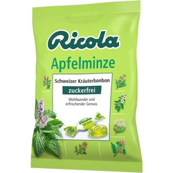 RICOLA o.Z.Beutel Apfelminze Bonbons 75 g