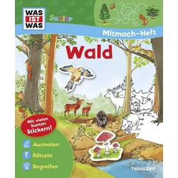 WIW Jun.Mitmach-Heft Wald