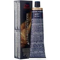 Wella Koleston Perfect Me+ Pure Naturals 4/07 mittelbraun natur braun 60 ml