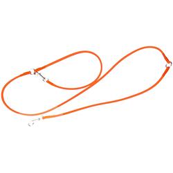 HEIM Retrieverleine Biothane, orange, Ø: 1 cm, L: 2,5 m orange