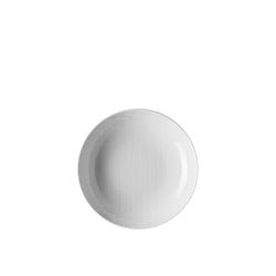 Rosenthal Vorspeisenteller Mesh Weiß Teller 19 cm tief, (1 Stück)
