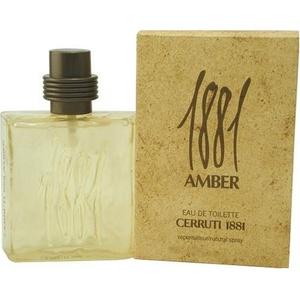 Cerruti Herren 1881 Amber Eau De Toilette 50 ml Vapo
