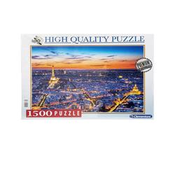 Clementoni® Puzzle Clementoni 97786 - High Quality Puzzle - Paris, 1500 Teile, 1500 Puzzleteile