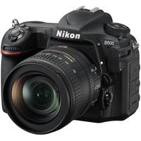 + AF-S DX 16-80 mm ED VR