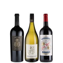 3er-Geburtstagspaket Magnum - Weinpakete
