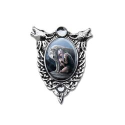 Adelia´s Amulett Cabochon Talisman, Protector Cabochon