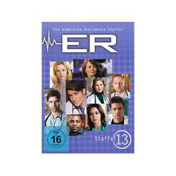 E.R. - Emergency Room Staffel 13 DVD