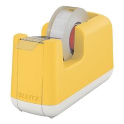 Tischabroller »Cosy« inkl. Klebebandrolle gelb, Leitz, 5.6x7.5 cm