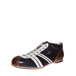 Zeha Carl Hässner - Liga - navy / creme / brown