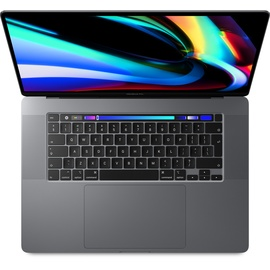 "Apple MacBook Pro Retina 2019 16"" i7 2,6GHz 16GB RAM 512GB SSD Radeon Pro 5300M Space Grau"