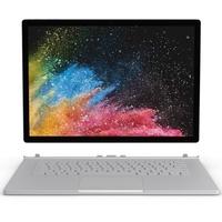 Microsoft Surface Book 2 15.0 i7 16GB RAM 256GB SSD Wi-Fi Silber
